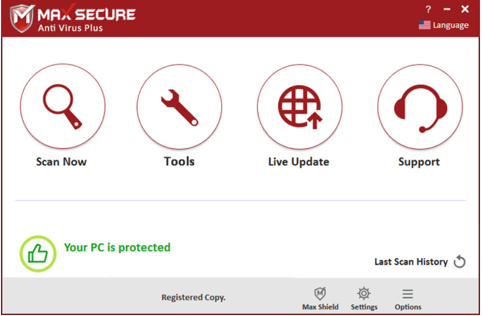AntiVirus by Max Secure 8.3.0